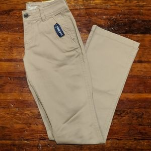 Old Navy sweetheart bootcut